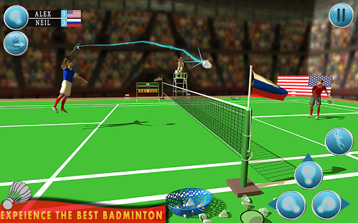 Badminton Premier League:3D Badminton Sports Game 1.4 screenshots 2