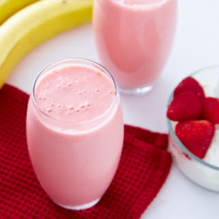 Strawberry Honey Yogurt Smoothie Recipes.