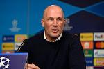 Franky Van der Elst zegt waarom Philippe Clement Roberto Martinez niet zal opvolgen