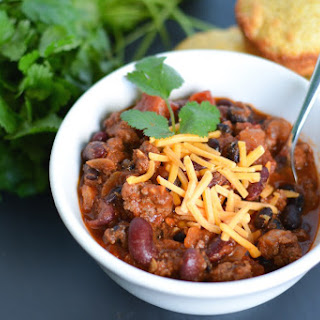 Smoky Venison Chili Recipe