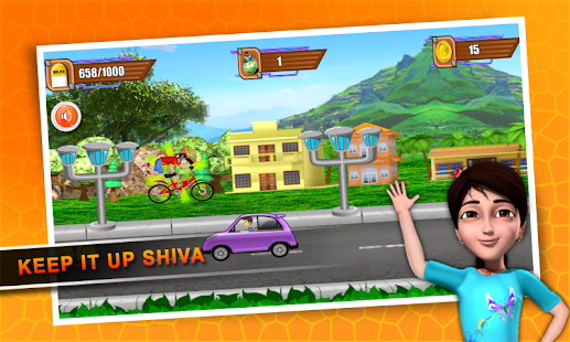 Download Shiva Cycling Adventure For PC Windows and Mac apk screenshot 4