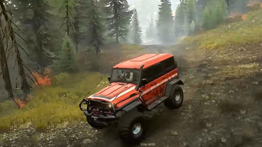 Offroad Rally Racing Xtreme Fast Driver Game painmod.com screenshots 5