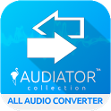 All Video Mp3 Audio Converter icon