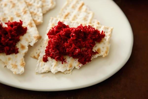 Beet Horseradish Recipe