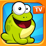 Tap the Frog TV Icon