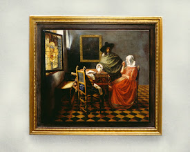 Photo: Archi Galentz, Vermeer Kopie