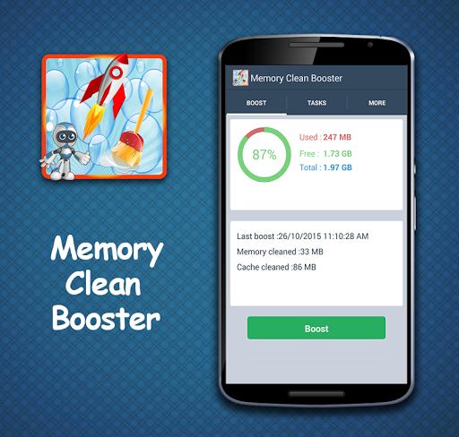 Memory Clean Booster Plus