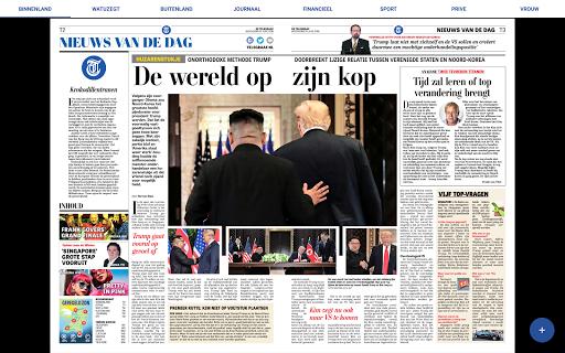 De Telegraaf Krant screenshot 7