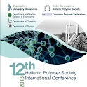 Polyconf12 - 12th Hellenic Polymer Int. Conference icon