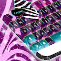 Zebra Skin for Keyboard icon