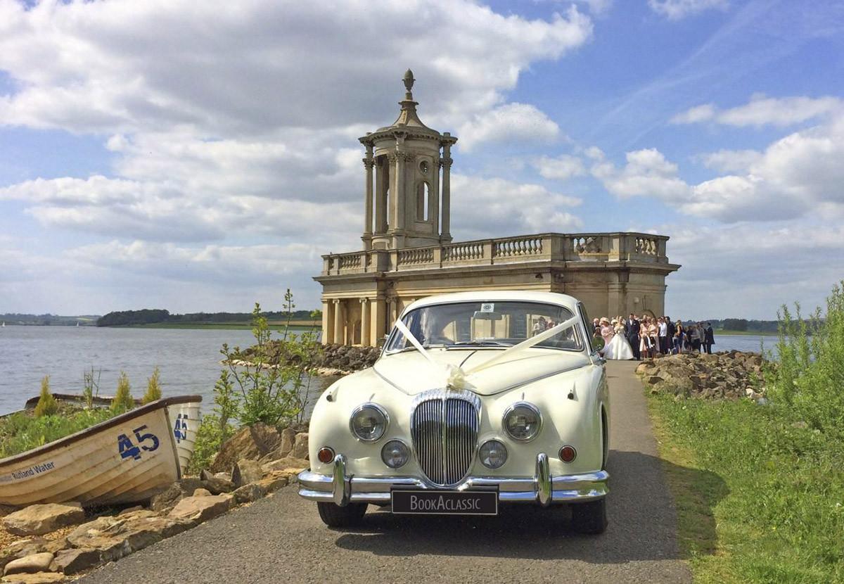 Daimler 250 V8 Hire Leicestershire