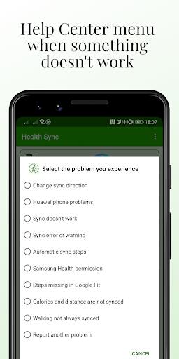 Health Sync 6.6.3 screenshots 6