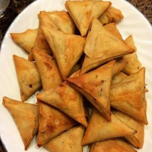 Samosay Recipes in Urdu - Homemade Pakoray - náhled