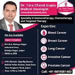 Consult With Experienced Medical Oncologist in Jaipur for Cancer Treatment