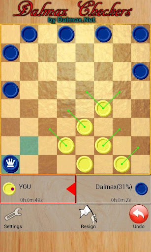 Checkers by Dalmax apkdebit screenshots 4