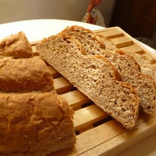 Seedy Whole Wheat Bread