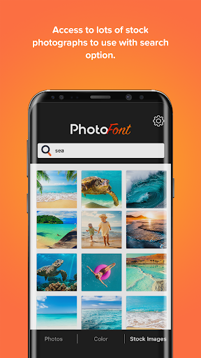 Download Photofont MOD APK 3