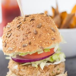 Healthy Tuna Burgers Recipes