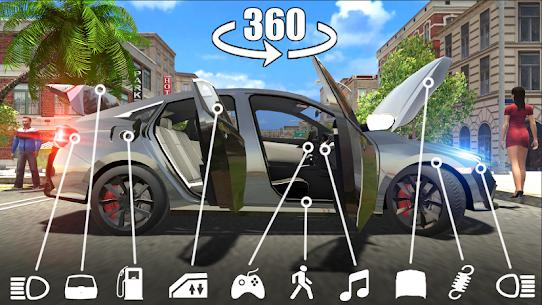 Car Simulator Civic: City Driving Mod Apk (No Ads) 2