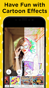 ArtistA Cartoon & Sketch Filter & Artistic Effects 6