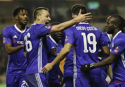 Chelsea sans forcer (et sans Batshuayi) en FA Cup