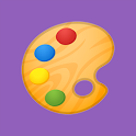 RGB color game icon