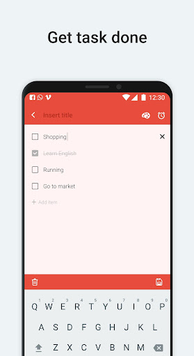 Notepad screenshot 2