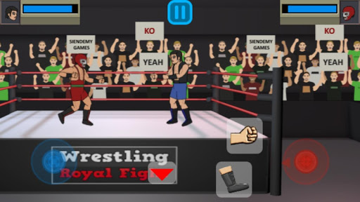 Télécharger Gratuit Wrestling Royal Fight apk mod screenshots 1