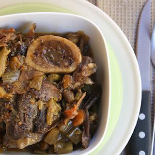 Ossobuco Della Rosy (My Mom'S Famous Ossobuco!) Recipe