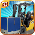 Forklift  Loader Simulator icon
