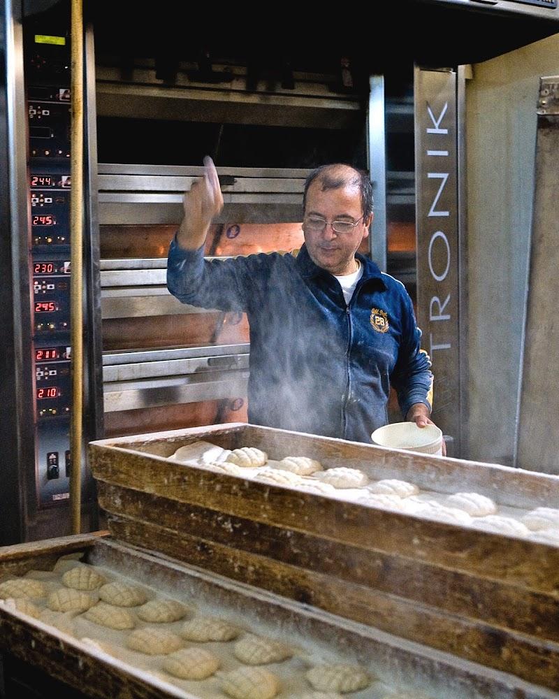 Infarinatura del pane di Fiorenza Aldo Photo