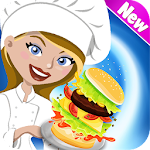 Street Food Cooking Game - Master Chef Icon