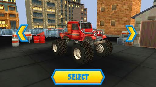 Monster trucks for Kids screenshots 9
