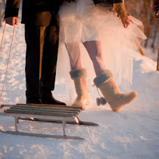 Wedding photographer Anna Lucenko (Anlou). Photo of 18.12.2012