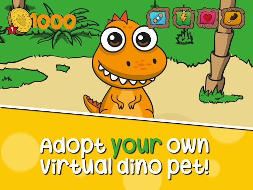 Virtual Pet: Dinosaur life 4.1 screenshots 13