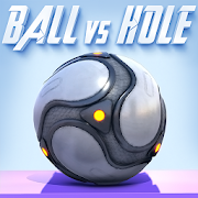 Ball vs Hole : Addictive & Hardest Game MOD APK aka APK MOD 1.1.0 (Unlimited Money)