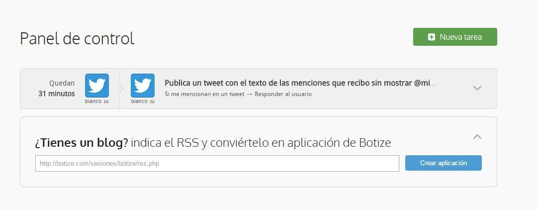 BOT Redes Sociales