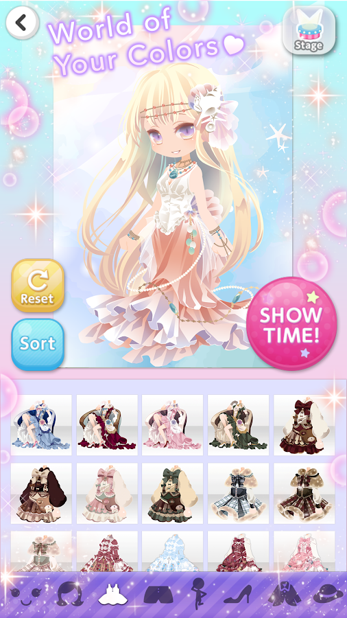 Star Girl Fashion❤CocoPPa Play- screenshot