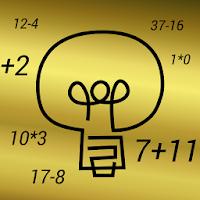 1x1 - Simple calculating app