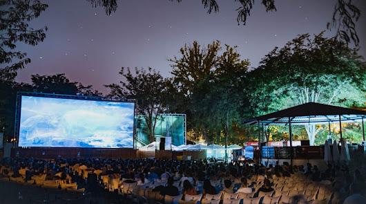 Cine al fresquito en los municipios de la Mancomunidad del Bajo Andarax