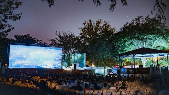 Cine de Verano en las localidades de la Mancomunidad del Bajo Andarax.