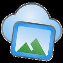 PhotoCloud Frame Slideshow icon