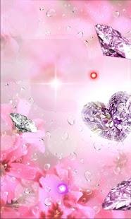 Diamonds Pink HD - náhled