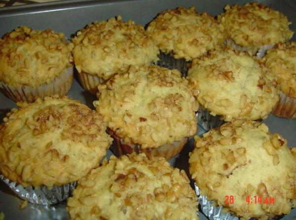 Buttermilk Banana Nut Muffins Recipe