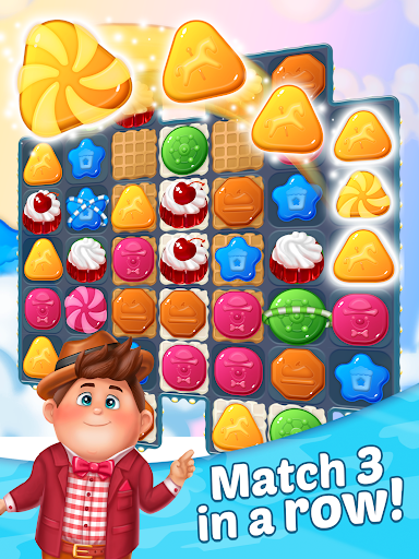 Sky Puzzle: Match 3 Game 1.1.5 screenshots 8