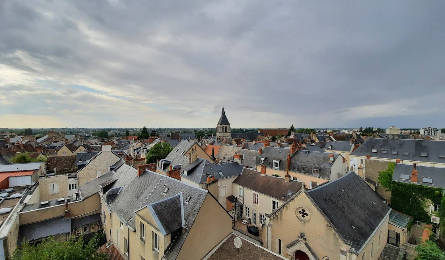Appartement Chateauroux