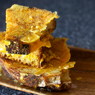 Frico Grilled Cheese Sandwich.