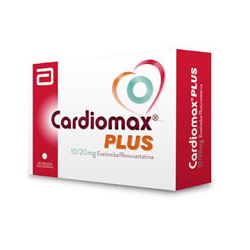 Solo Online Cardiomax Plus 10/20 Mg   Tab/Comp x 28 Und