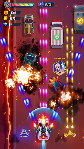 Road Rampage: Racing & Shooting to Revenge  screenshots 12