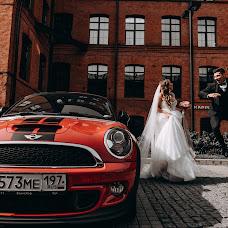 Wedding photographer Dima Unik (dimaunik). Photo of 05.10.2018